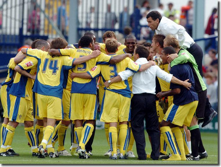 Ten years ago today: Tranmere Rovers 1-2 Leeds United