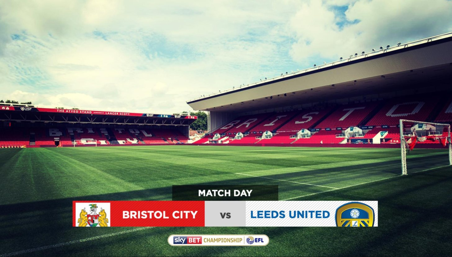 *****Official Bristol City away matchday thread*****