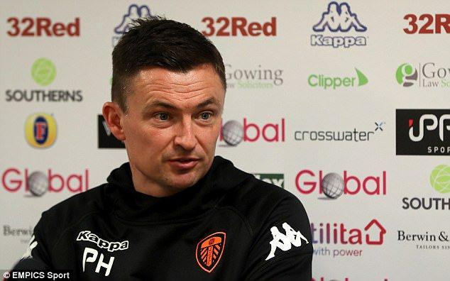 Paul Heckingbottom press conference - Pre QPR 04/05/18